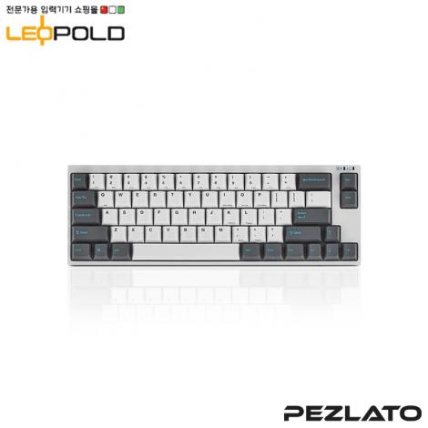 Leopold FC660MBTW WhiteDarkgrey PD Bluetooth/CLEAR SW (EWDPD)