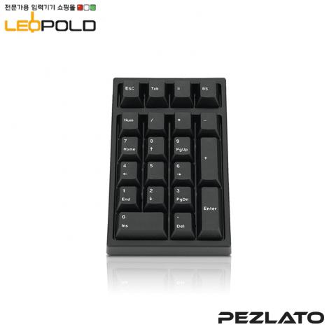 Leopold FC210TP Black PD/BROWN SW (NBPD)