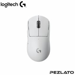 Logitech G Pro X SUPERLIGHT Mouse (White)