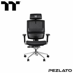 (มีบริการส่งด่วน 4 ชม) TT Thermaltake Cyber E500 Black/Comfort Gaming Chair