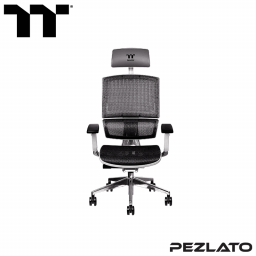 TT Thermaltake Cyber E500 White/Comfort Gaming Chair