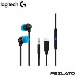 Logitech G333 Black Gaming Earphone