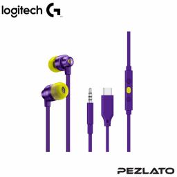 Logitech G333 Purple Gaming Earphone