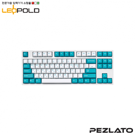Leopold FC750R WhiteMint PD/Red SW