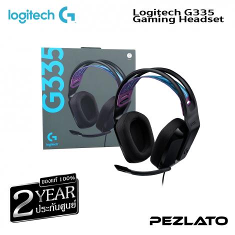 Logitech G335 Gaming Headset (Black)