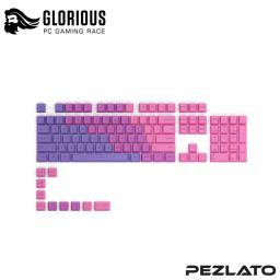 Glorious GPBT Keycaps 114 Key (NEBULA)
