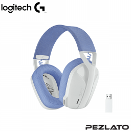Logitech G435 LIGHTSPEED Wireless Gaming Headset (OFF-WHITE AND LILAC)