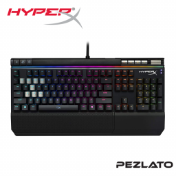 HyperX Allloy Elite RGB Mechanical MX Blue Keyboard